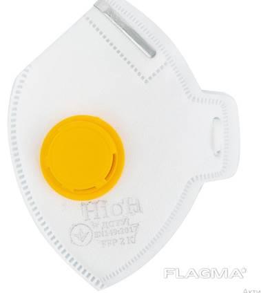 Респиратор Неон с клапаном FFP2/N95