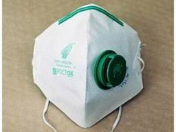 Респиратор противопылевой Росток-3Ф