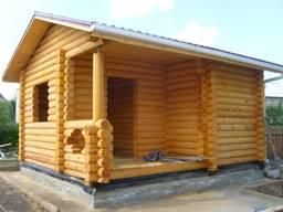 Реставрация деревянных домов, бань, заборов, срубов!
