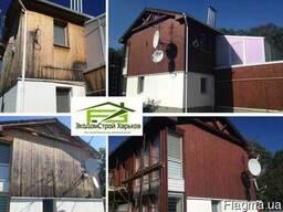 Реставрация деревянных домов (срубов)