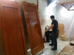 Реставрация деревянных окон, дверей и лестниц