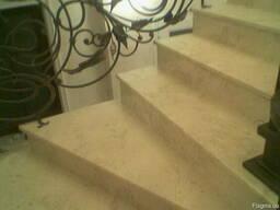 Реставрация гранита мрамора ремонтно строительные работы - фото 8