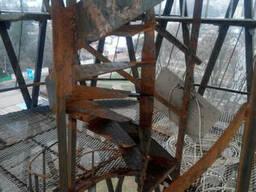 Реставрация металоконструкций