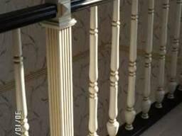 Реставрация и покраска лестниц