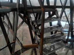 Реставрация и покраска металоконструкций