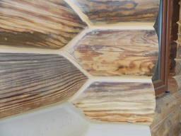 Реставрация (ремонт) деревянных домов