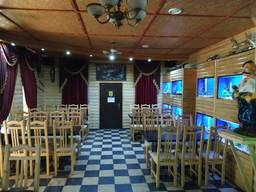 Кафе-бар Суворовский район Крымский бульвар