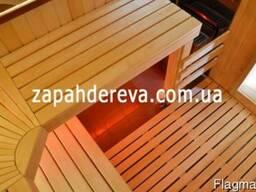 Рейка для декорирования сауны, бани