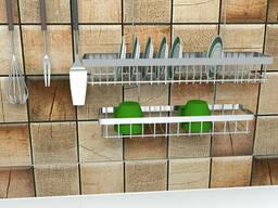 Рейлинг  под посуду для кухни и дома