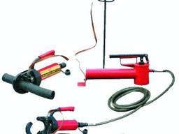 Резак кабельный РКГ-60, РКГ-100: дистанционный прокол кабеля