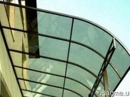 Резаный монолитный поликарбонат менее 1м кв и до 2*6м