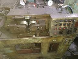 Резьбонакатной станок двухроликовый А9518