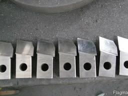 Резцы к зуборезным головкам 315 мм п 0, 9 №8 шт. ГОСТ 11902-7