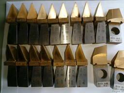 Резцы зуборезные к метрическим головкам D315 №0 S-1,2 мм