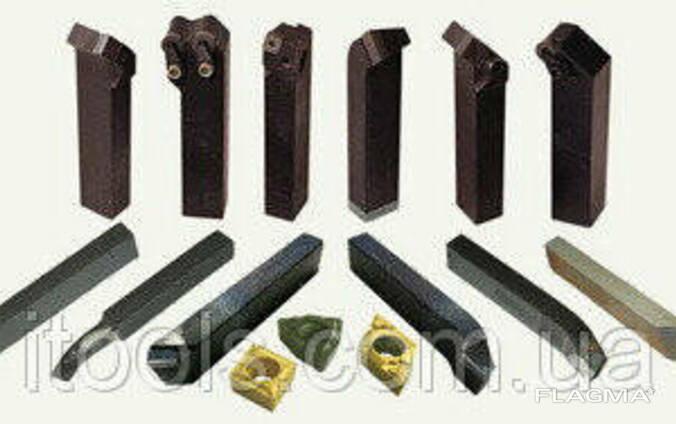 Резец резьбовой наружной резьбы 20х12х120 ВК8