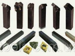 Резец расточной для сквозных отверстий 32х32х280х125 ВК8