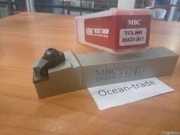 Резец проходной тип Т MBC MBC TCLNR 25х25 М12