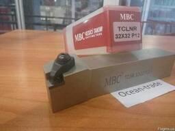 Резец проходной тип Т MBC TCLNR 32х32 P12