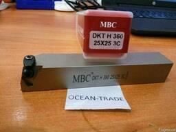Резец с мех кр. MBC DKT-H360-25х25-3C