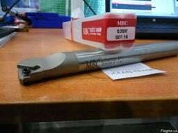 Резец с мех кр. MBC S20R SIR 16 (для внутренней резьбы)