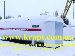 Резервуар 50 м.куб для Модульная АЗС, Мини АЗС