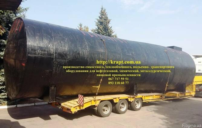 Резервуар для хранения ГСМ 100 куб.м