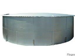 Резервуар для хранения на 500 кубов для КАС