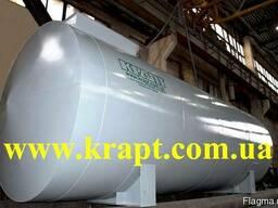 Резервуар для хранения нефтепродуктов 30 куб. м