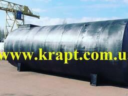 Резервуар для хранения нефтепродуктов 40 куб подземный