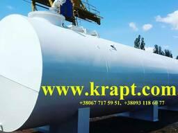 Резервуар для хранения нефтепродуктов двустенный, надземный