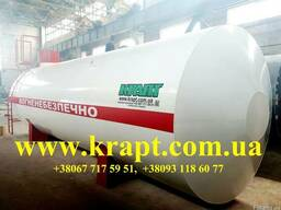 Резервуар для хранения нефтепродуктов, надземный, двустенный