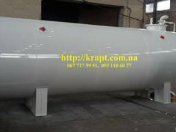 Резервуар для хранения топлива 25 м.куб