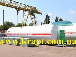 Резервуар для нефтепродуктов 50 куб
