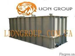 Резервуар для перевозки воды и КАС