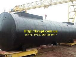 Резервуар для топлива 50 м.куб (30 плюс 20)