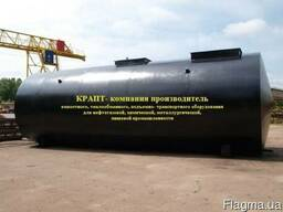 Резервуар для топлива, подземный 75 м.куб
