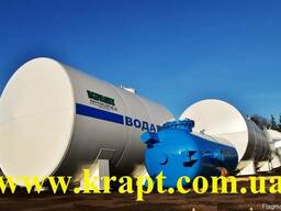 Резервуар для воды 20 куб. м.