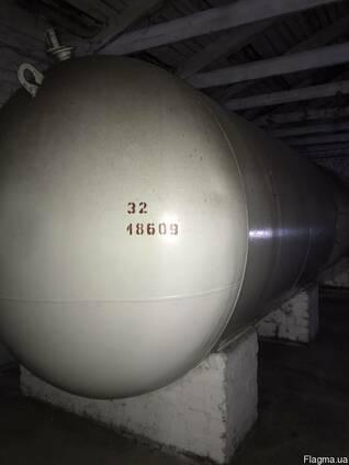 Резервуар емкость бочка пищевая эмаль 20 м. куб. 25 м куб