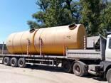 Резервуары, цистерны, бочки, ёмкости металлические 1-100 м³ - фото 1