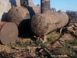 Резервуары, цистерны, бочки, ёмкости металлические 1-100 м³ - фото 3