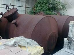 Резервуары, цистерны, бочки, ёмкости металлические 1-100 м³ - фото 4