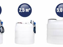 Резервуары для AdBlue, емкость для мочевины, бак танк AdBlue