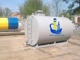 Резервуары (емкости) Изготовление, Производство емкостей