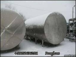 Резервуары В2-ОМГ-25