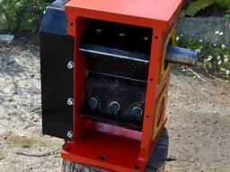 Режущий Блок измельчителя веток до 60 мм двухвальный