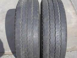 Резина б/у R-16,195/65 2 пары