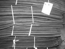 Резина пористая, листовая, толщина 3. 0-20. 0 мм