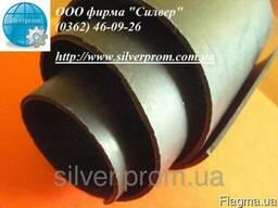 Резина листовая и прокладки межфланцевые резиновые