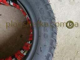 Резина на скутер 3.00-10 бескамернаяшоссе (к.121) - фото 2