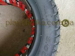 Резина на скутер 3.00-10 бескамернаяшоссе (к.121) - фото 3